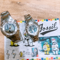 【FOSSIL】BIGTIC