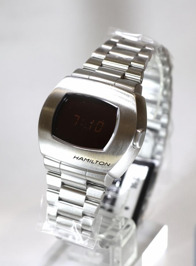 パルサー ハミルトン ハミルトンの名作腕時計「ハミルトン パルサー」が復刻発売