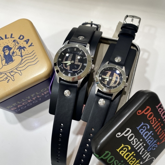 【FOSSIL】『BIGTIC』復刻モデル!!