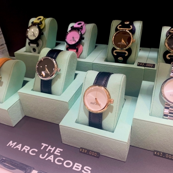 【THE MARC JACOBS】お取扱いSTART!!