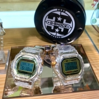 G-SHOCK 35th Anniversary Model ☆ GLACIER GOLD