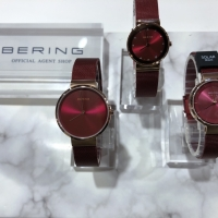 【BERING】RED COLECTION入荷!