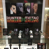 【限定】HUNTER×HUNTER×TiCTAC
