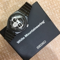 【限定】SEIKO×GIUGIARO DESIGN×White Mountaineering