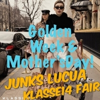 [ junks LUCUA店] KLASSE14 FAIR 開催中!