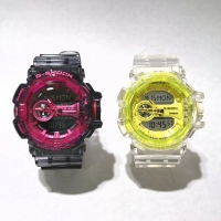 【G-SHOCK】 Clear Skeleton