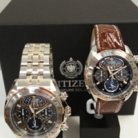 。*CITIZEN THE SIGNATURE COLLECTION*。