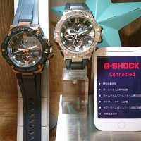 G-STEEL GHOCK Connected