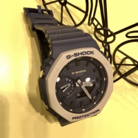 【G-SHOCK】Earth Color Toned Series登場