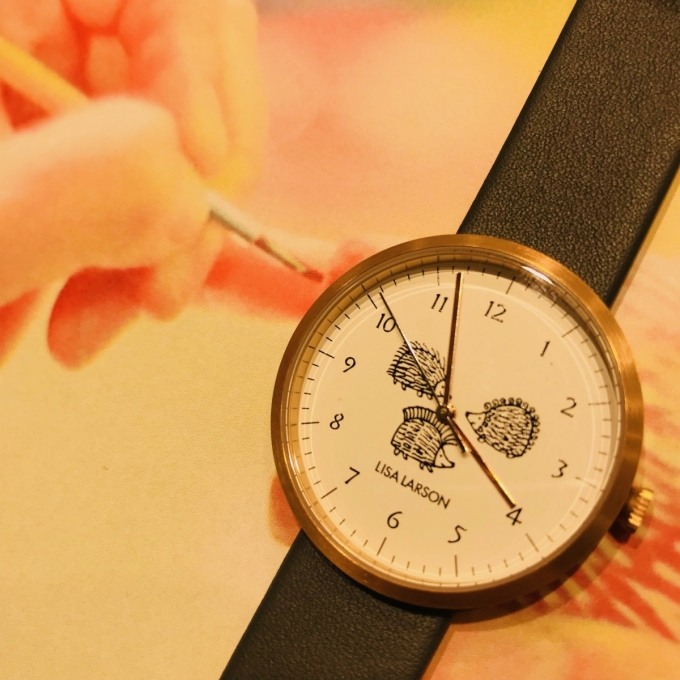 buy popular 96b24 ffec3 日本ではTiCTACだけ!】リサ・ラーソンの腕時計   パルコヤ上野 ...