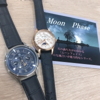 moon phase(ムーンフェイズ)の魅力。