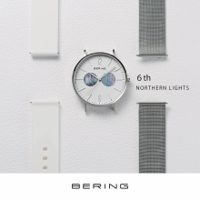 "【BERING】""Northern Lights""2018年モデル登場!"