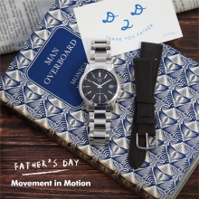 【Movement In Motion】父の日限定モデル!
